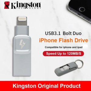 Kingston-Bolt-USB-3-0-Flash-drive-Memory-Stick-for-Apple-iPhone-iPads