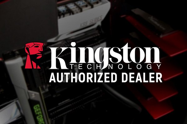 kingston-authorized-dealer
